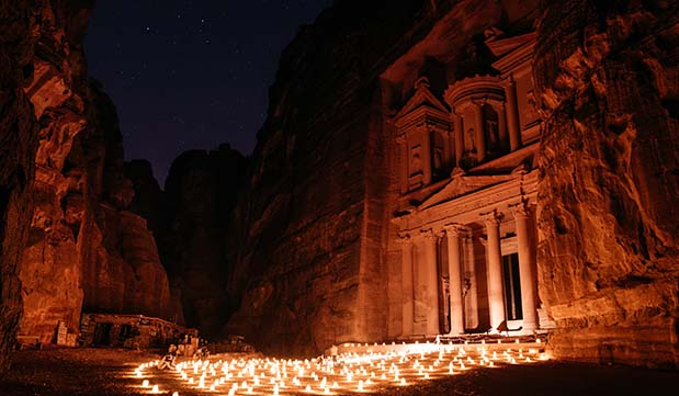 DAY 05 - Petra (Sightseeing day)
