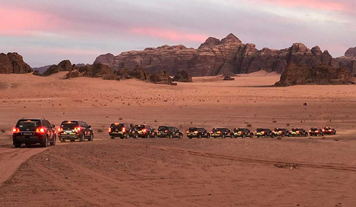 DAY 03 - Wadi Rum (Full Day Off-Roading)
