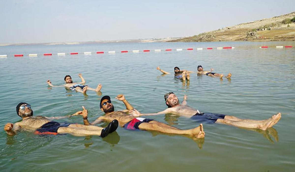 DAY 07 - Dead Sea (Sightseeing day)
