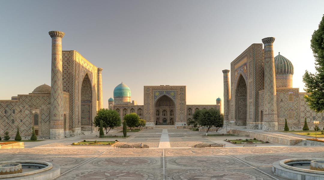Central Asia Drive 2022