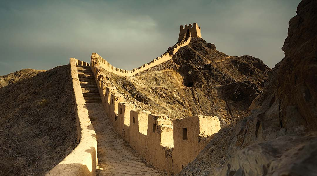 China The Silk Route Drive 2021