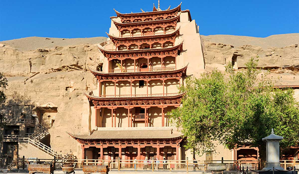 DAY 8 - Dunhuang (Free day)