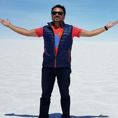 Dr. Abhijit Deo, SOUTH AMERICA EXPEDICION 2018