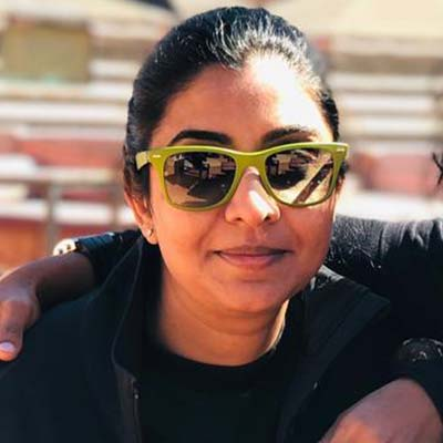 Latha Arabandhi, JORDAN EXPEDITION 2019