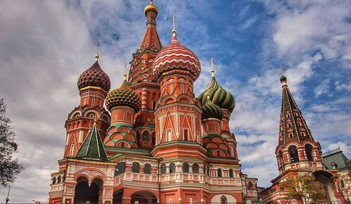 Day 15 - Moscow (Sightseeing day)