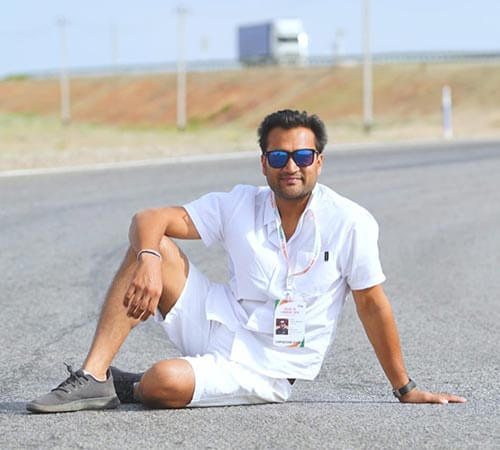 Travel Tales by Tushar