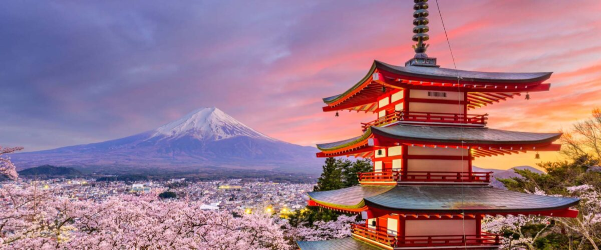 Classic Highlights of Japan