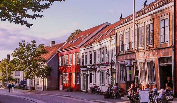 Day 12 - Historic Town of Trondheim