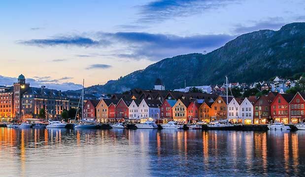 Day 09 - The Capital of The Fjords