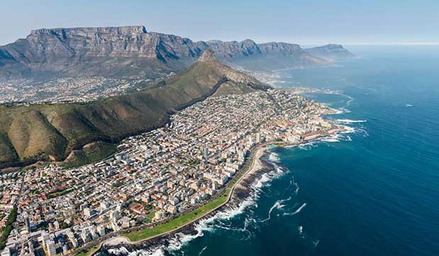 Day 01 - Cape Town