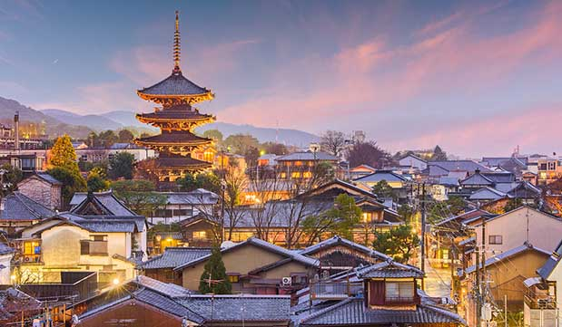 Day 05 - Kyoto - Japan's Ancient Imperial Capital