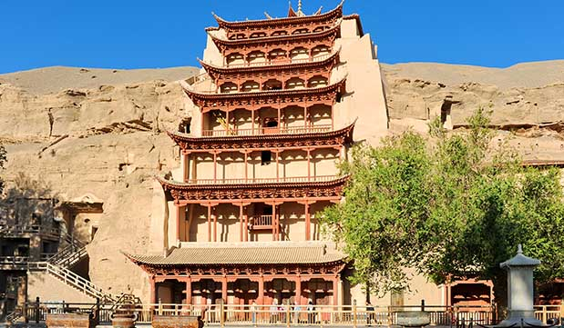 Day 08 - Dunhuang – Free day / Sightseeing