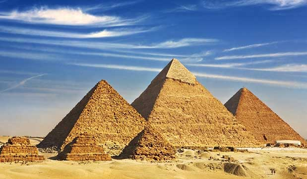 Day 02 - Cairo: The Egyptian Museum and The Great Pyramids Of Giza