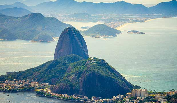 Day 02 - Sugarloaf Mountain and Christ the Redeemer