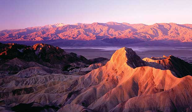 Day 08 - Mammoth Lakes - Death Valley - Las Vegas (565 KM / 8 hours)