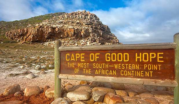 Day 03 - Cape Town – Cape of Good Hope – Hermanus (230 KM / 7 hours)
