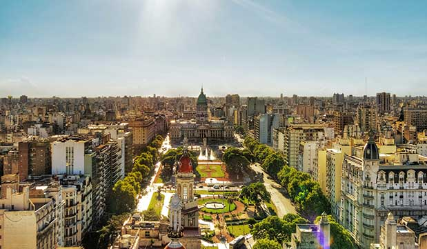 Day 01 - Arrival in Buenos Aires