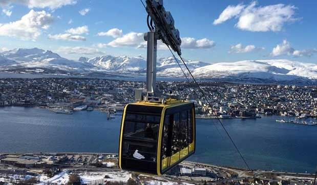 Day 08 - Day in Tromsø to explore the town and its surroundings