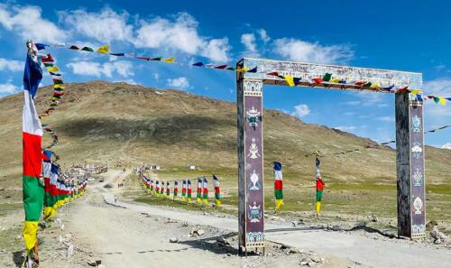 Kunzum Pass, the highest pass in Spiti Valley