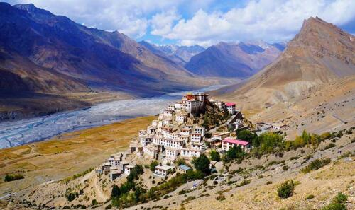 Key Monastery - A jewel in the crown of Spiti Valley