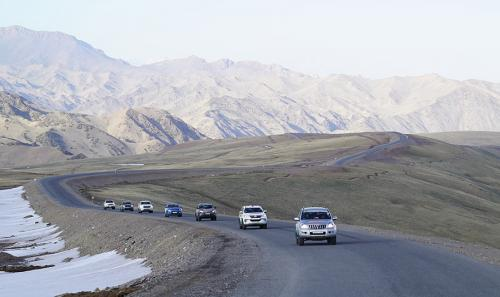 Kashgar to Osh