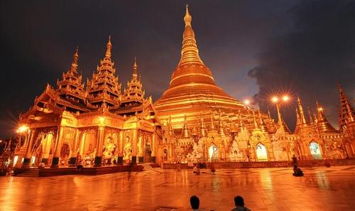 Great Shwedagon Pagoda