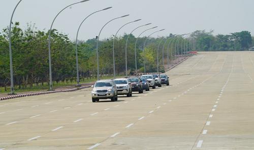 Mandalay Yangon Expressway