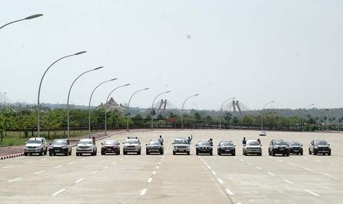 Yangon - Mandalay Expressway